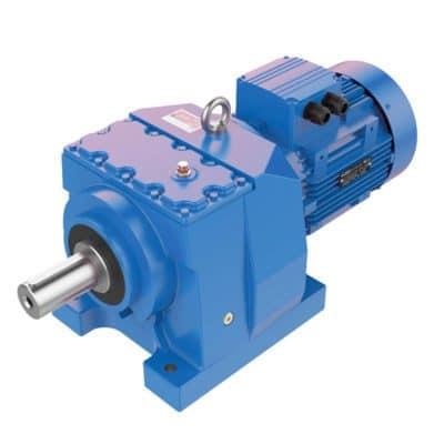 Reductoare si motoreductoare cilindrice coaxiale