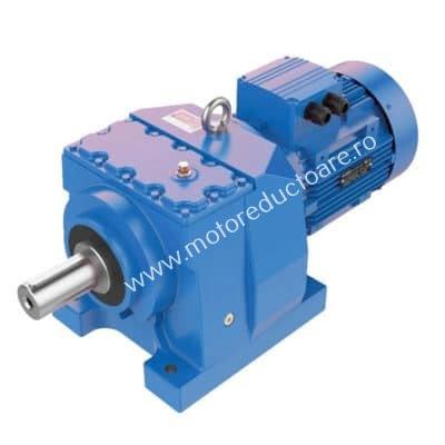 Reductoare si motoreductoare cilindrice coaxiale - Proconsil Grup - motoreductoare.ro