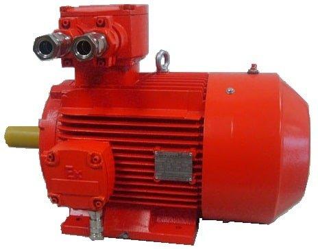 Motoare electrice in constructie antiex - Proconsil Grup Iasi