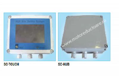 Panou de control - Accesorii siloz ciment - Proconsil Grup - motoreductoare.ro