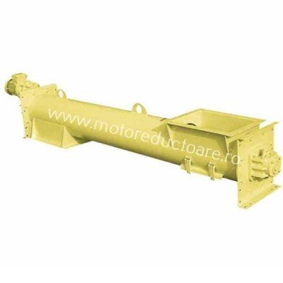 Transportoare cu snec elicoidale tubulare - Proconsil Grup - motoreductoare.ro