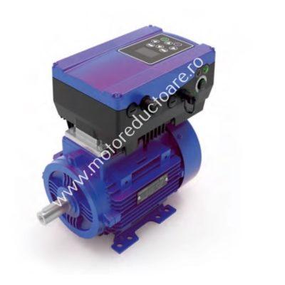 Convertizoare integrate pe motorul electric monofazat sau trifazat - Proconsil Grup Iasi