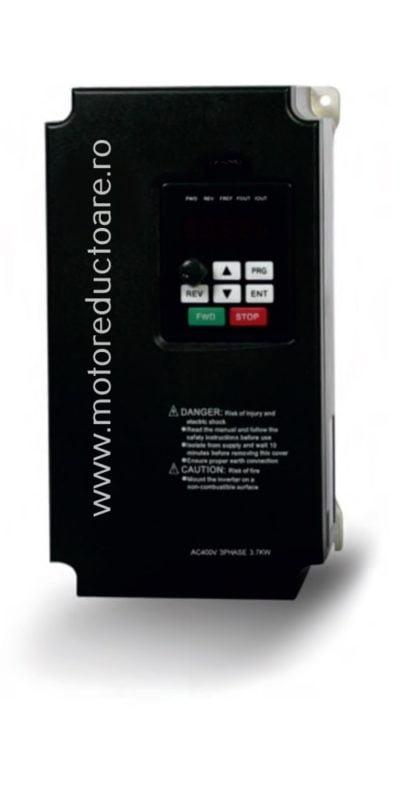 Proconsil Grup - motoreductoare.ro - Convertizor de frecventa monofazat ori trifazat - model E8000 - Proconsil Grup Iasi