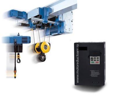 Convertizoare de frecventa trifazat, inverter de frecventa trifazat