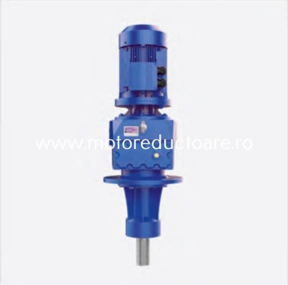 Motoreductoare cilindrice-coaxiale pentru agitatoare seria NRB Proconsil Grup Iasi