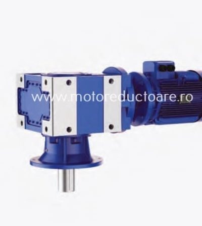 Motoreductoare conico cilindrice pentru instalatii decantoare - Proconsil Grup Iasi