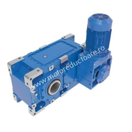 Motoreductoare cu axe paralele industriale mari - Proconsil Grup - motoreductoare.ro