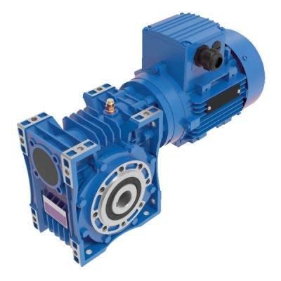 Proconsil Grup - motoreductoare.ro - Motoreductor melcat cu flansa de intrare IEC B5 sau B14