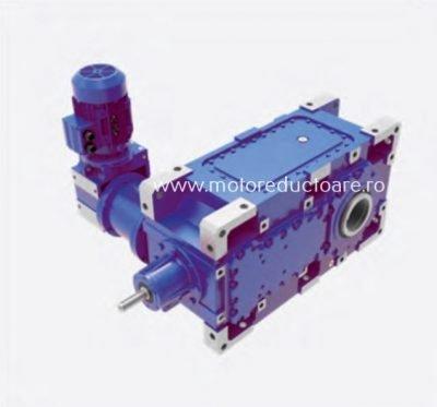 Proconsil Grup - motoreductoare.ro - Motoreductoare cu axe parelele pentru elevatoare