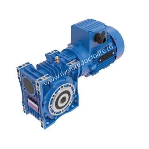 Motoreductor melcat cu flansa IEC B5, B14 - Proconsil Grup - motoreductoare (1).ro