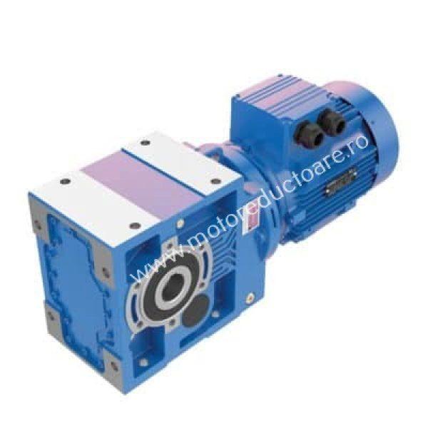 Reductoare si motoreductoare conico-cilindrice Proconsil Grup - motoreductoare.ro