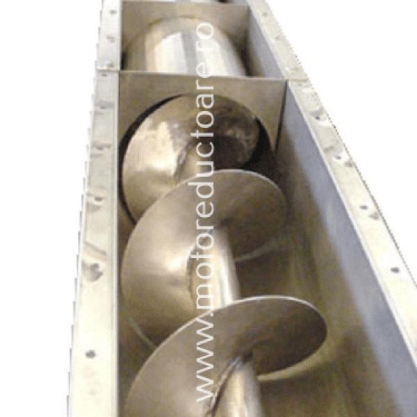 Snecuri transportoare deschise - Proconsil grup - motoreductoare.ro
